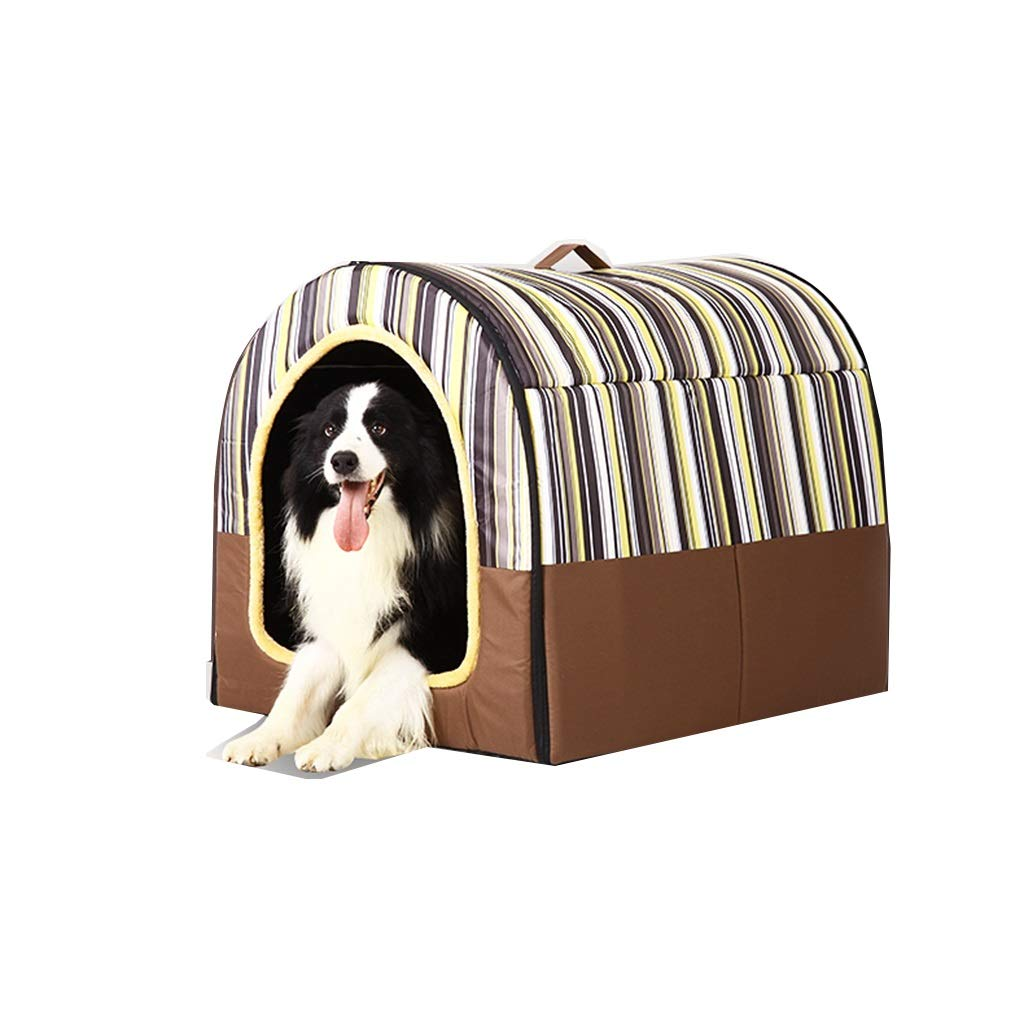 B XXXL.109x77x78cm B XXXL.109x77x78cm Jlxl Pet Mat Nest, Bed, Dual-use Four Seasons Common Hole Square Pet Room Warm House Cat Nest Dog House Warm Doghouse (color   B, Size   XXXL.109x77x78cm)