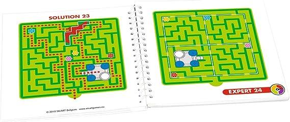 smart games- Bella Durmiente, Color Verde (SmatGames SG025ES): Amazon.es: Juguetes y juegos