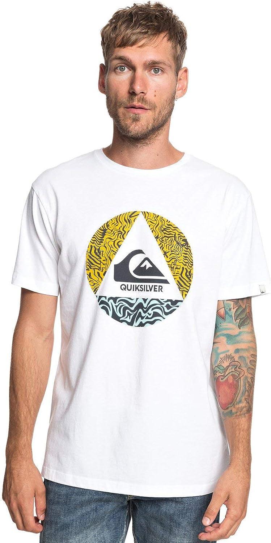Camiseta Dropin Quiksilver EQYZT05256 WBB0