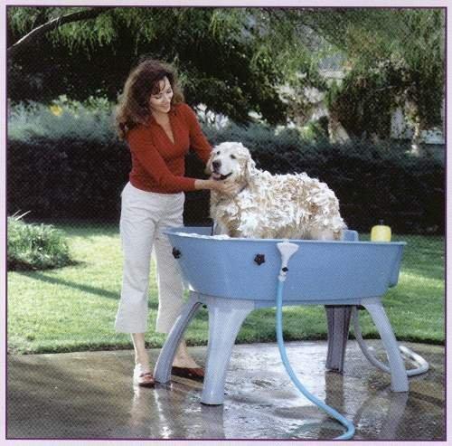 Pet Shower And Bath Supplies Amazoncom Booster Bath Plastic