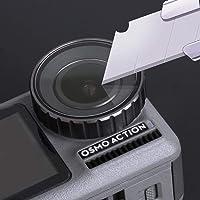 DJI Osmo Action İçin Kırılmaz Cam Filmi (1+1+1)