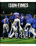 Chicago Sun Times 11-3-16 Chicago Cubs World Series Win Newspaper Collectible