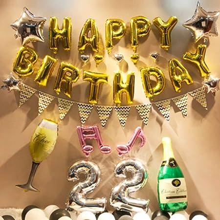 Decoraciones de fiesta Fiesta de feliz cumpleaños for niños ...