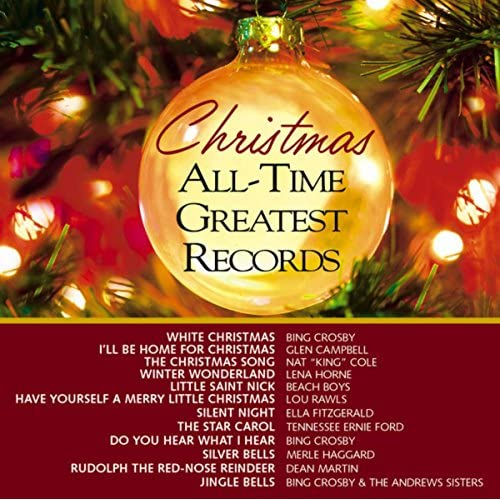 Christmas All Time Greatest Records Various