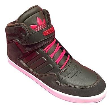 adidas Originals Hombre A.R. 2.0 Verde/Rojo/Blanco Piel High ...