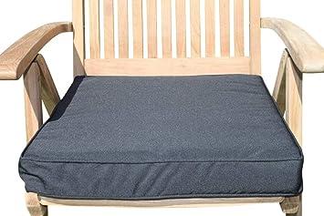 Coussin pour mobilier de jardin - Coussin pour grand fauteuil de ...