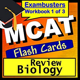 Exambusters MCAT Study Cards - amazon.com
