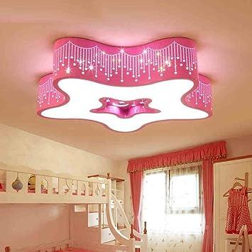 Amazon.com: PLLP - Lámpara de techo para niños con diseño ...
