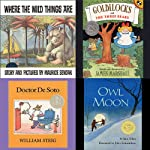 Where the Wild Things Are, Goldilocks and the Three Bears, Doctor De Soto, & Owl Moon  | Maurice Sendak,James Marshall,William Steig,Jane Yolen