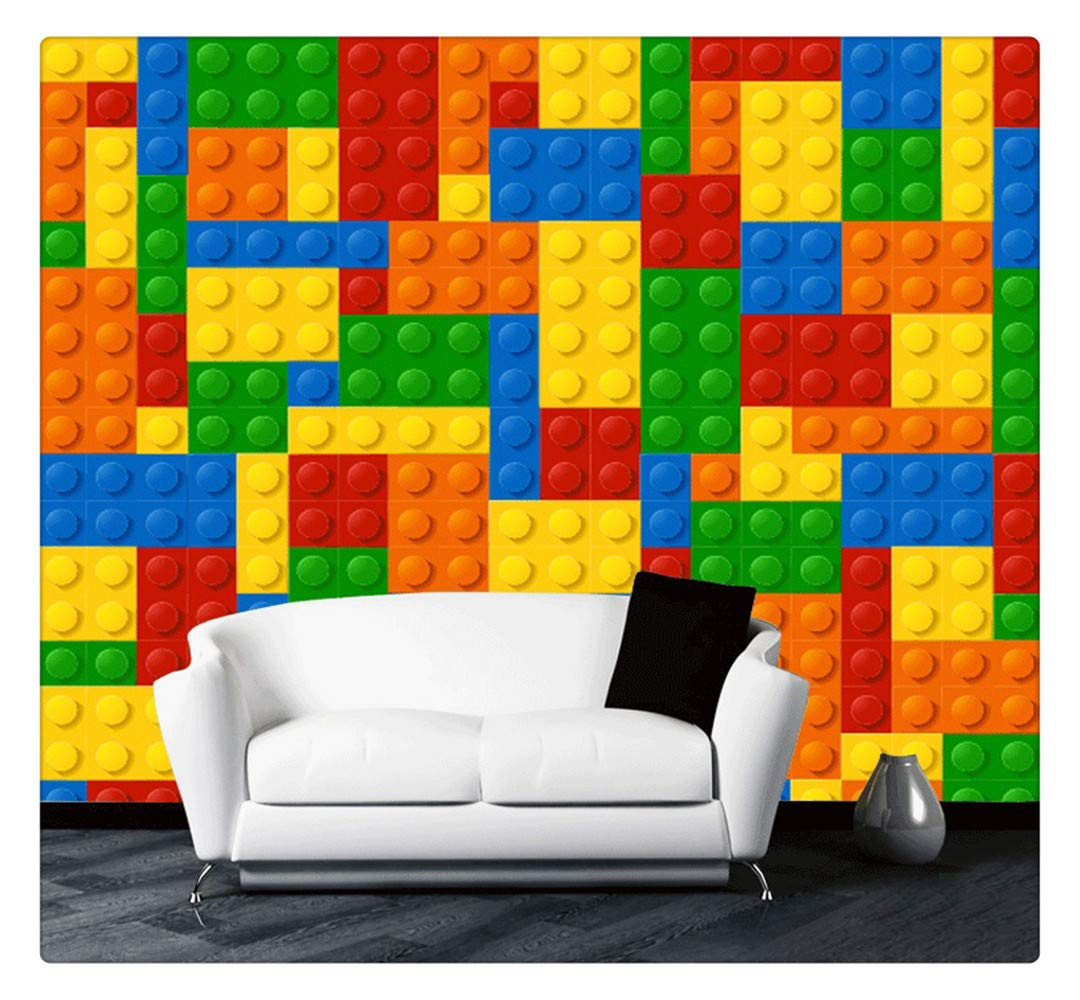 Remarkable Custom Size 3D Wall Murals Wallpaper For Living Room Lego Squirreltailoven Fun Painted Chair Ideas Images Squirreltailovenorg