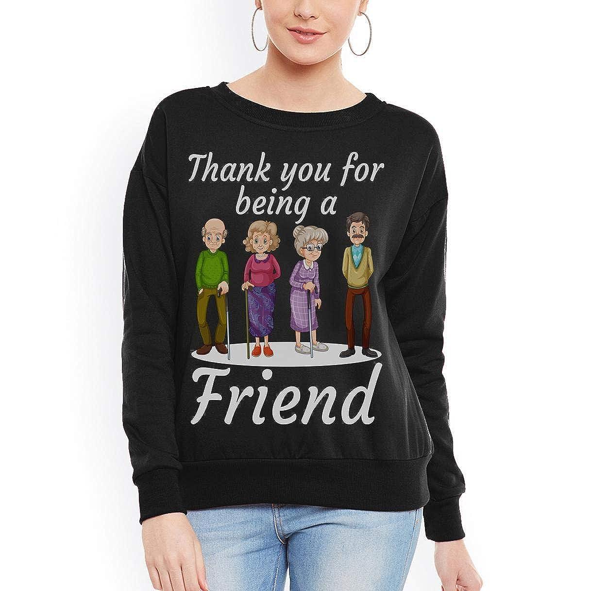 tee Thank You for Being a Golden Friend Unisex Sweatshirt