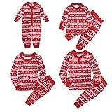 Family Matching Christmas Pyjamas Set Dad Mom Kids Baby Sleepwear Outfits Two Piece Clothing By Shiningup