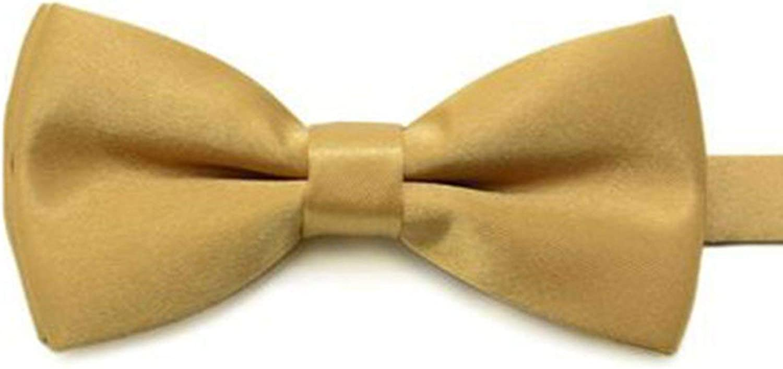 Child Kids Boys Toddler Infant Bowtie Pre Tied Wedding Party Bow Tie Necktie ES