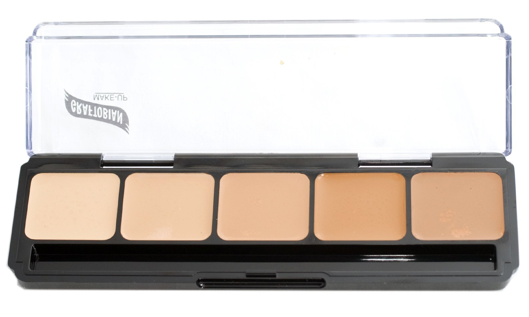 HD High-Definition Glamour Creme Palette, Warm #2