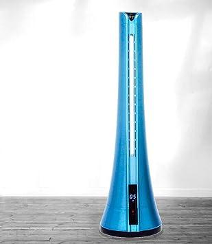 Fesselnd Hzhy Blattloser Ventilator Turm Ventilator Negative  Ionen Luftreiniger Fernbedienung Stumm