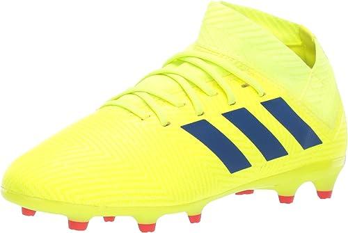 Entretenimiento Esplendor Cromático  Amazon.com: adidas Nemeziz 18.3 - Zapatillas de fútbol para niños: Shoes