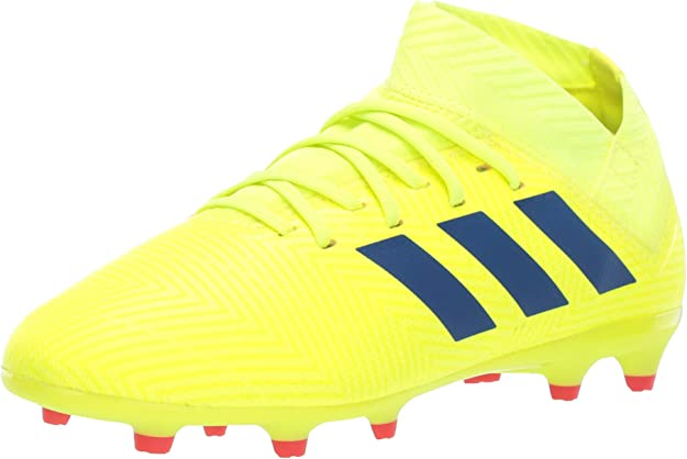 adidas Kids' Nemeziz 18.3 Firm Ground Soccer Shoe