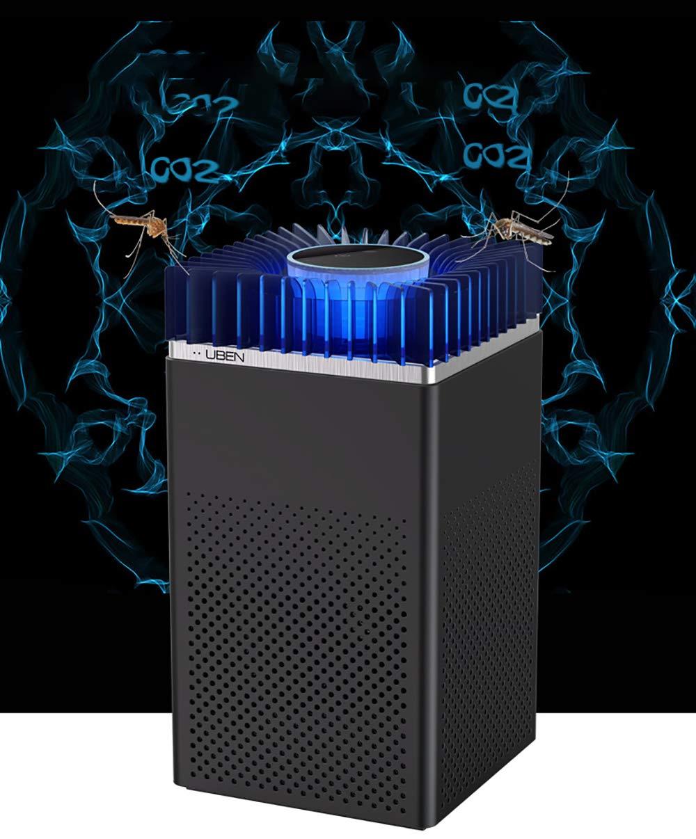 OYDA USB Moustique Tueur Maison intérieur Plug-in muet Moustique lumière photocatalyseur Bureau Camping en Plein air Lampe Moustique