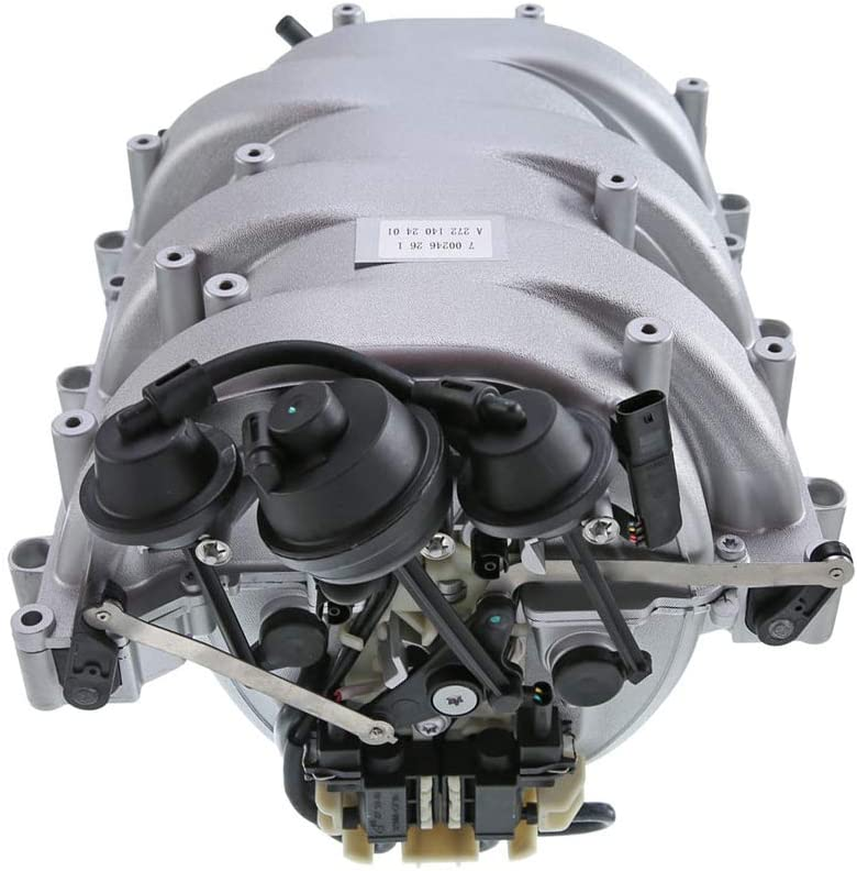 272 140 24 01 Intake Engine Manifold Assembly For Mercedes-Benz C350 CLS350 SLK280 ML350 R350 E350