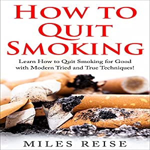 How to Quit Smoking Audiobook
