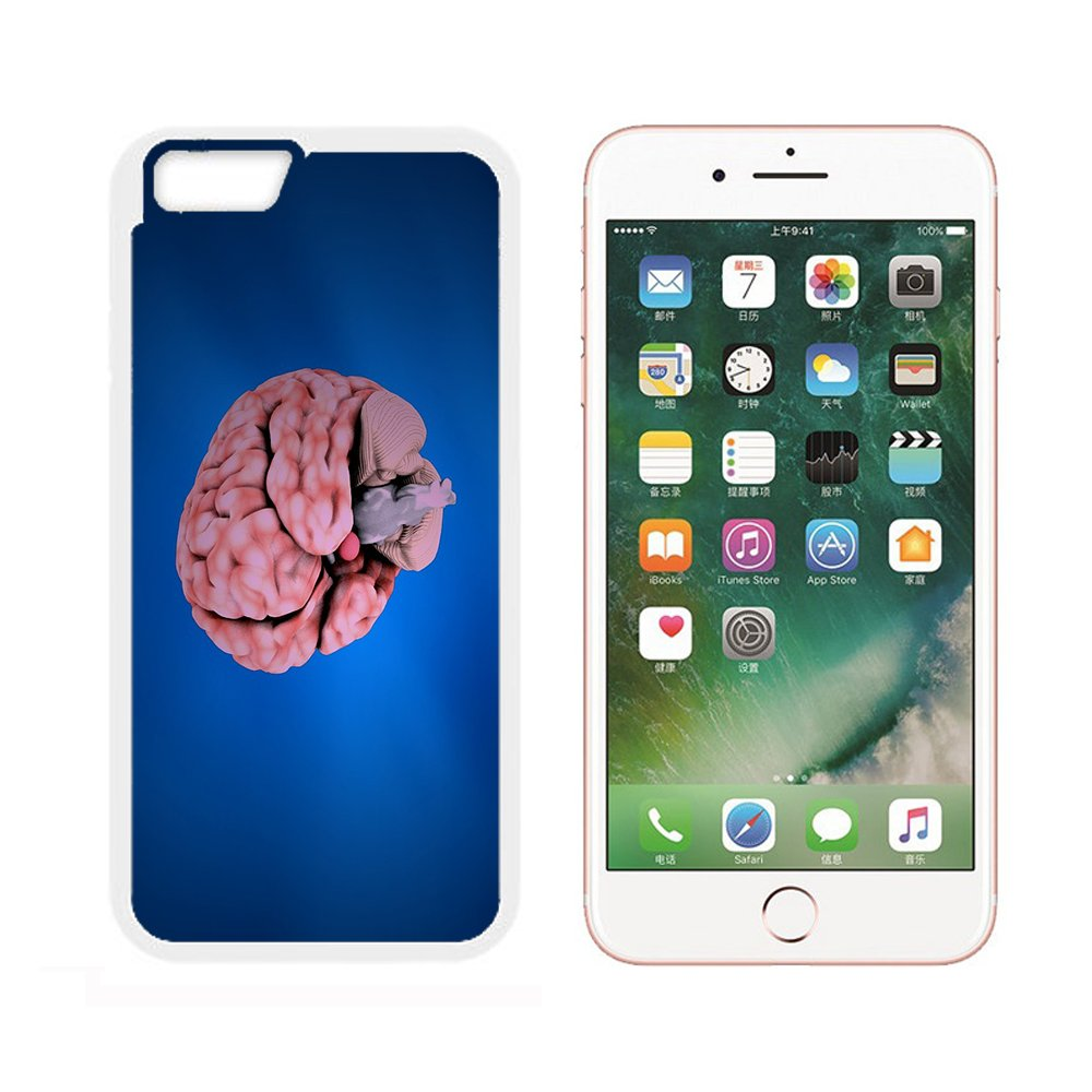 Amazon Case For Iphone 7 7seducation Brain Anatomy Human