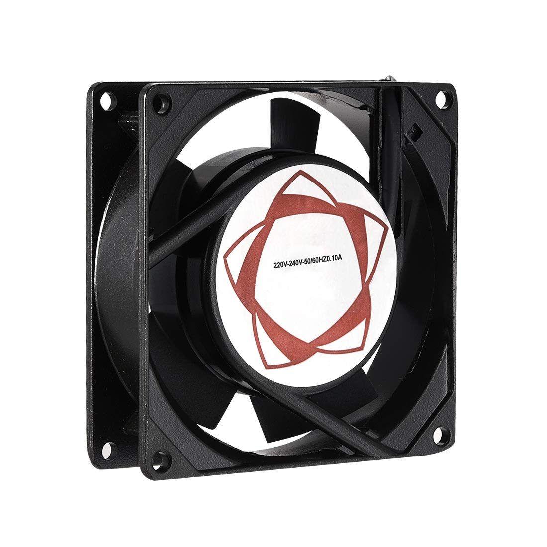 uxcell Cooling Fan 92mm x 92mm x 25mm SF9025AT AC 220V/240V 0.10A Dual Ball Bearings