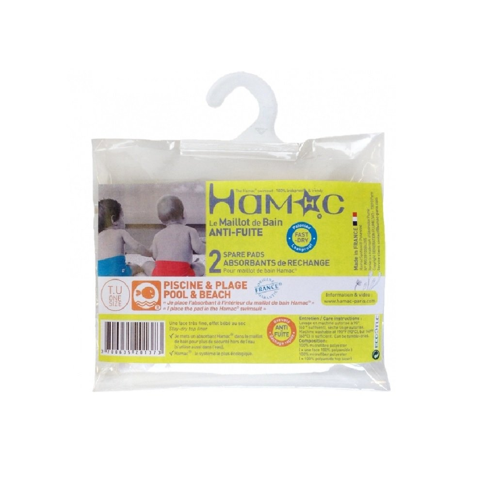 Hamac - Insert lavable pour maillot de bain: Amazon.es: Salud y cuidado personal