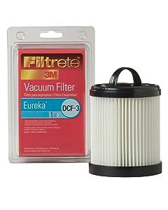 3M Filtrete Eureka DCF-3 Allergen Vacuum Filter