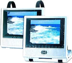 "7"" Twin Screen Mobile DVD Player"