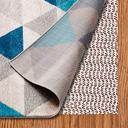 RHF 8×10 Rug Pad, Rug Pad, Rug Gripper, Extra Strong Grip, Available 12 Sizes, Non Slip Rug Pad, Rug Gripper for Hardwood Floors, Rug Pads, Rug Grippers, Rug Pads for Hardwood Floors, Rug Pad 8×10