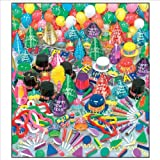 Super Bonanza Deluxe New Years Party Kit for 100