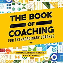The Book of Coaching: For Extraordinary Coaches Audiobook by Ajit Nawalkha, Neeta Bhushan Narrated by Jack Nolan