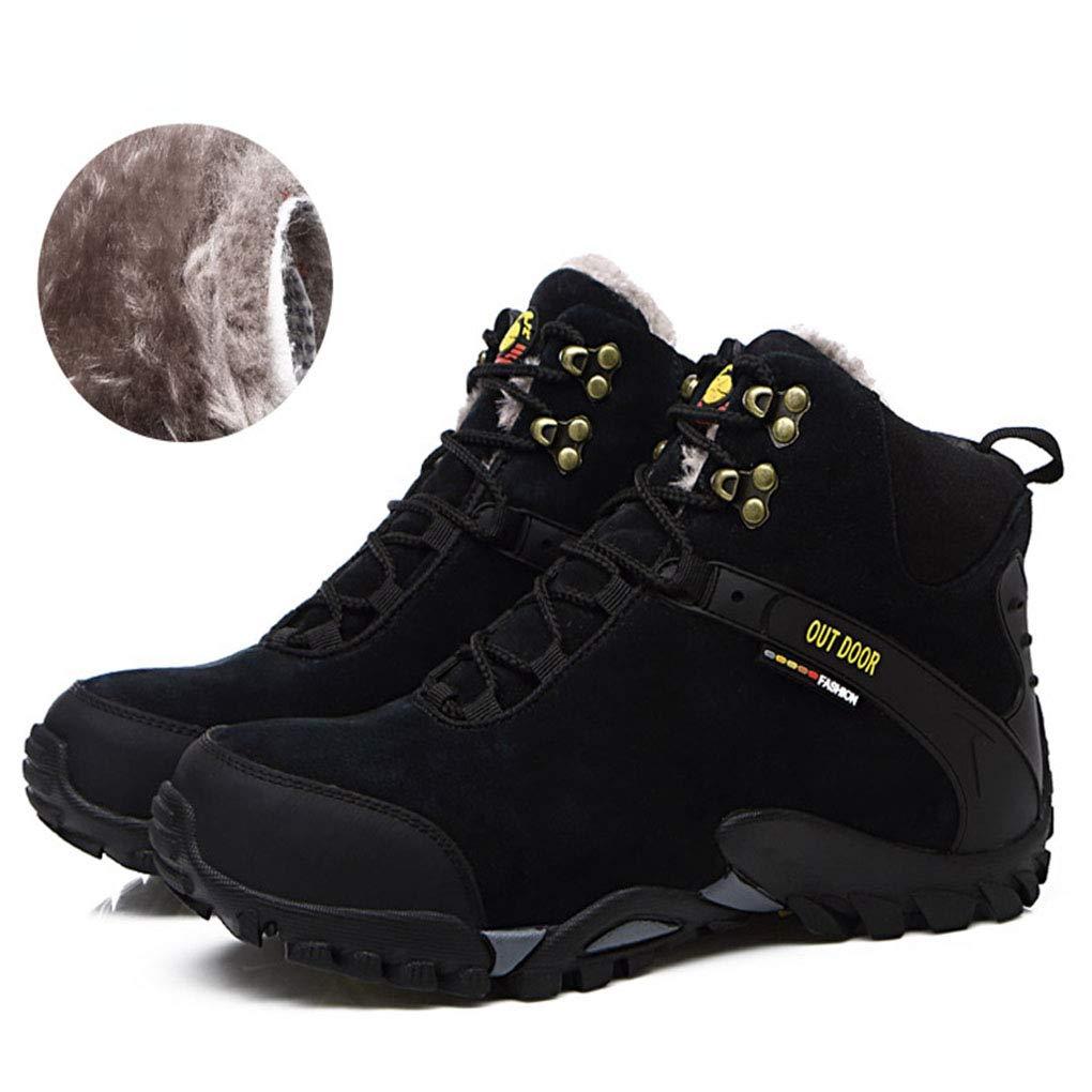 Zapatos de Escalada para Hombre Senderismo Botas Aire de Trekking de Nieve al Aire Botas Libre en Invierno a1fdb0
