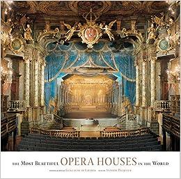 The Most Beautiful Opera Houses In The World: Amazon.es: Guillaume de Laubier: Libros en idiomas extranjeros