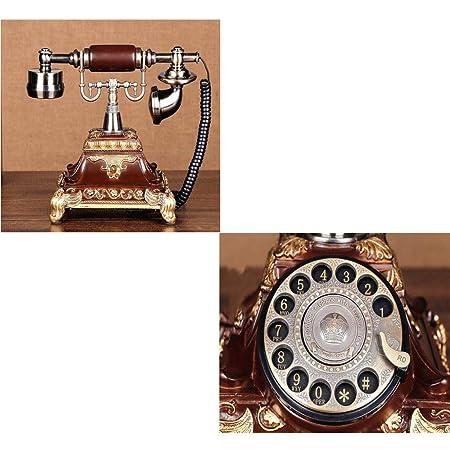 Teléfono Liuyu · Living Home Moda Retro Creativo Tocadiscos sin ...