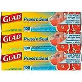 Glad Pressn Seal Wrap, 300 Square Foot Total