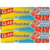 Best Glad Grocery Bags - Glad Pressn Seal Wrap, 300 Square Foot Total Review