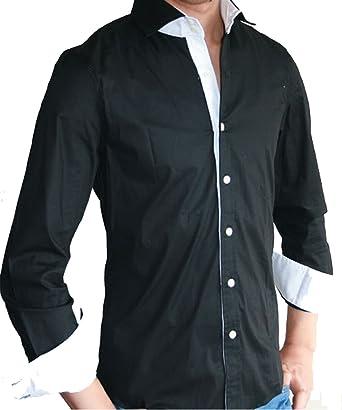 GL para Hombre Casual la Muerte diseño Elegante de Manga Larga para Patrones de Costura para Camisas Collection e Instrucciones para Hacer Vestidos
