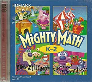 Mighty Math Carnival Countdown - Macintosh Repository
