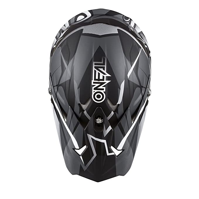 Amazon.com: ONeal Mens Off-Road 3 SRS Attack Helmet (Black, Medium): Automotive