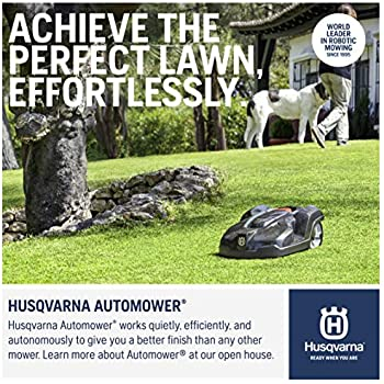 Amazon.com: Robot cortacésped Husqvarna Automower 430 x + ...