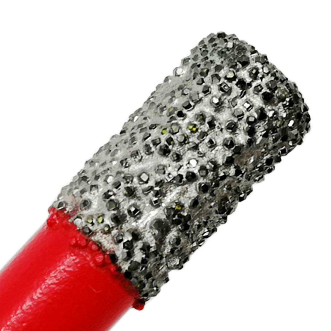 SHDIATOOL Dry Diamond Drill Core Bit Diameter 16mm Vacuum Brazed Drilling Porcelain Tile Granite Marble