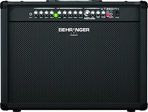 Behringer VT250FX Amplifier Independent Channels