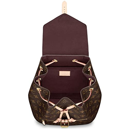 361c9fcac059 Amazon.com  Louis Vuitton Monogram Canvas Backpack Montsouris Article   M43431  Made in France  Shoes