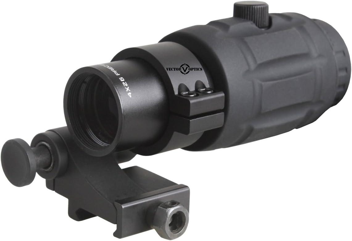 High Quality QD FTS 4x 32 Magnifier Scope