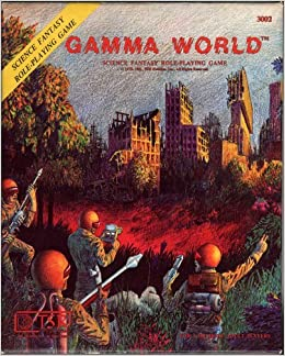 Gamma world science fantasy role playing game 1st edition boxed gamma world science fantasy role playing game 1st edition boxed set james ward 9780394518794 amazon books gumiabroncs Gallery