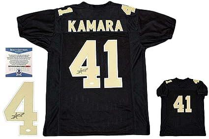 best sneakers 39e3c 23e2c Signed Alvin Kamara Jersey - Beckett - Beckett ...