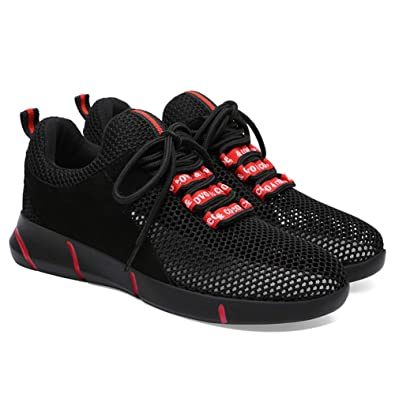 1b1c1565237de Amazon.com | Women's Fashion Lightweight Sneakers Breathable Mesh ...