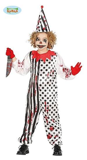 FIESTAS GUIRCA Disfraz Payaso Payaso Payaso para Disfraz Horror Halloween