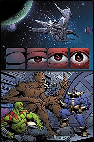 Thanos: The Infinity Revelation: Amazon.es: Jim Starlin ...
